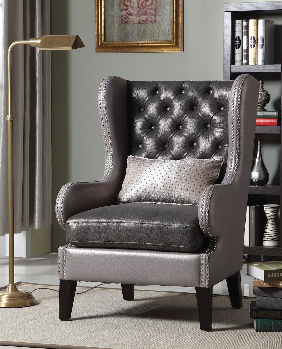 Fenton Collection Accent Chair Web Home Furnishings 174