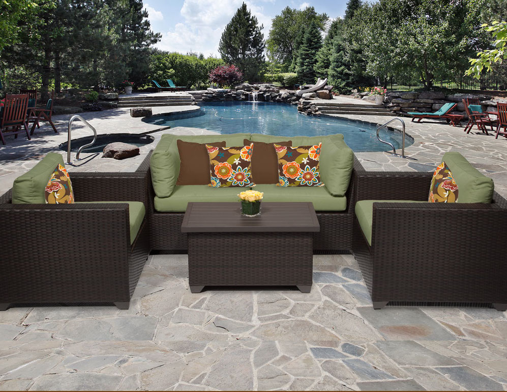 Belle 5 Piece Seating Group By Tk Classics Web Home Furnishings
